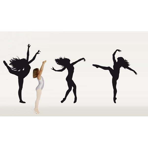 bailarinas pelo largo