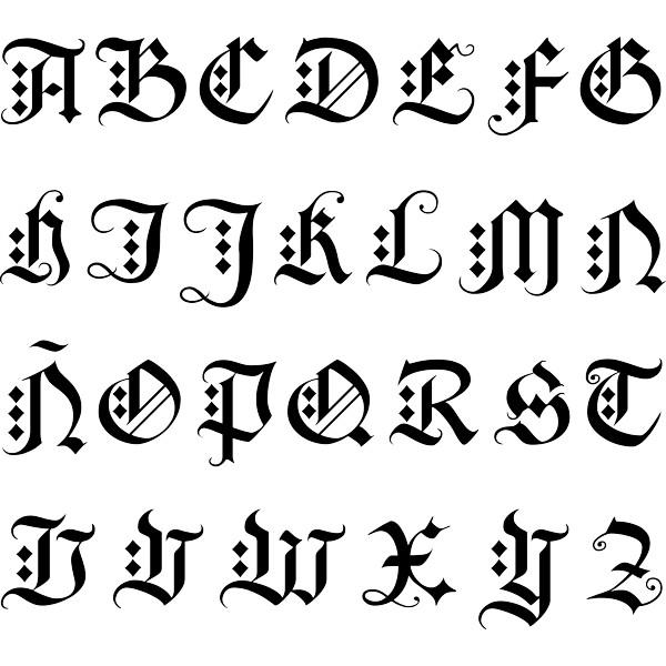 vinilos letras