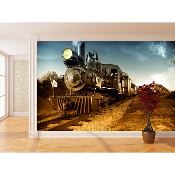 Locomotora de tren