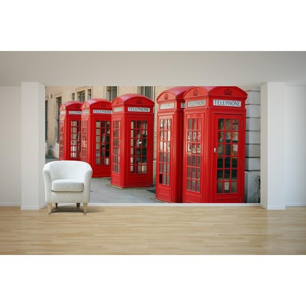 Cabinas de teléfono de Londres