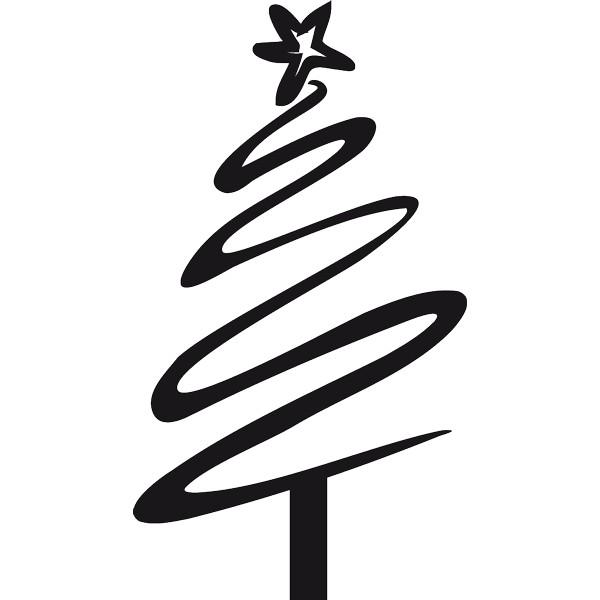 vinilo arbol navidad Vinilo Decorativo Rbol Navidad