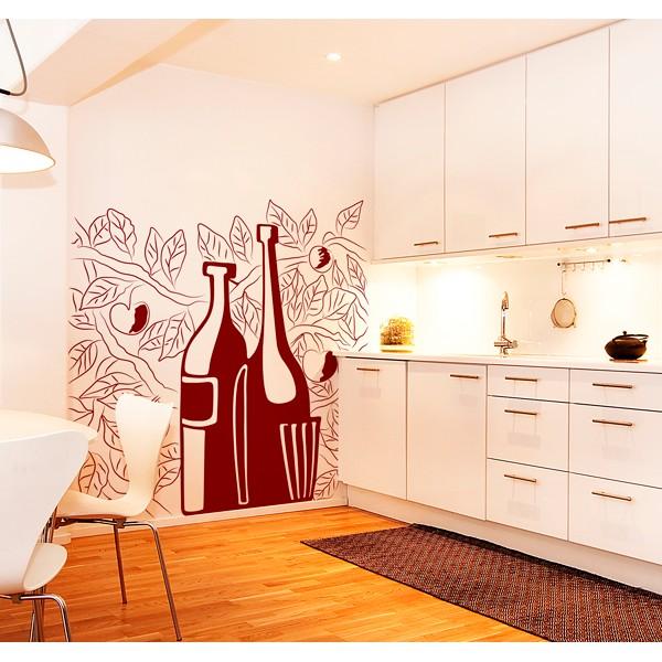 Vinilos decorativos cocinas - Cocinas con vinilos decorativos ...
