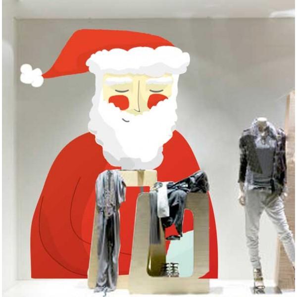 Papa Noel color