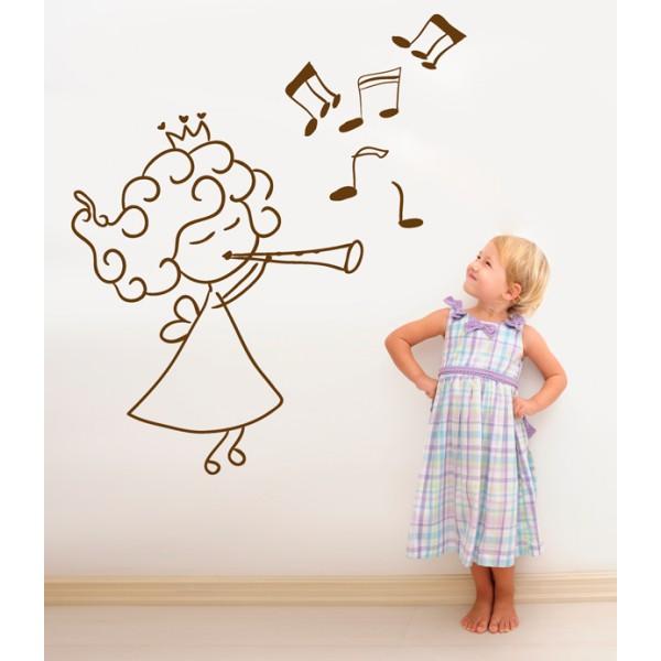 hada de la música