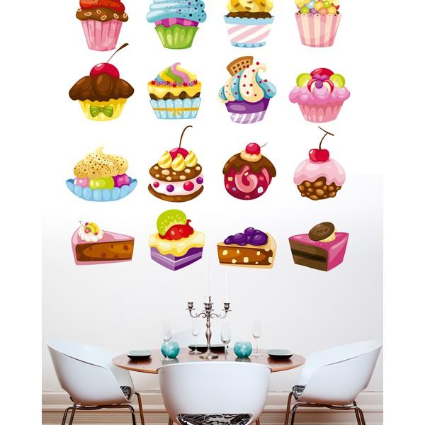 Fotomural pasteles - Fotomurales cocina ...