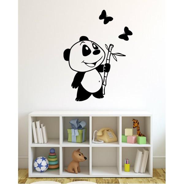 panda bambú