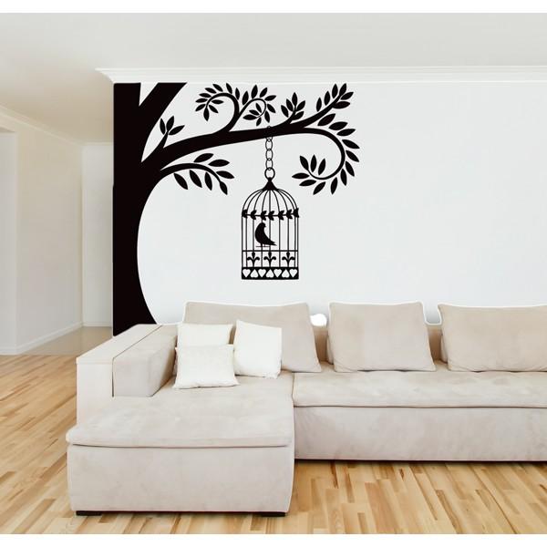 árbol jaula