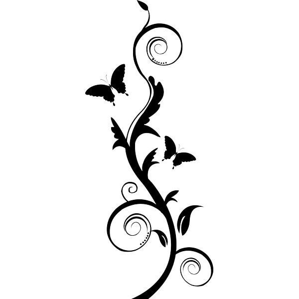 Imagenes De Mariposas Decorativas