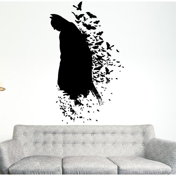 Vinilo decorativo Batman