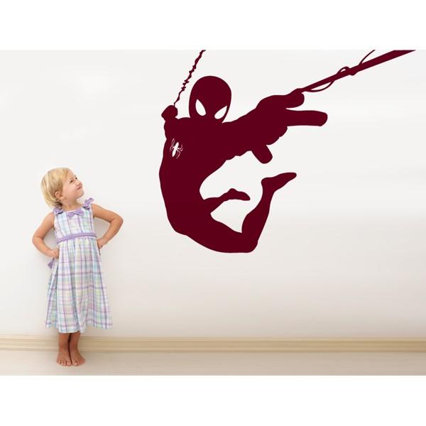 Vinilo decorativo Spiderman