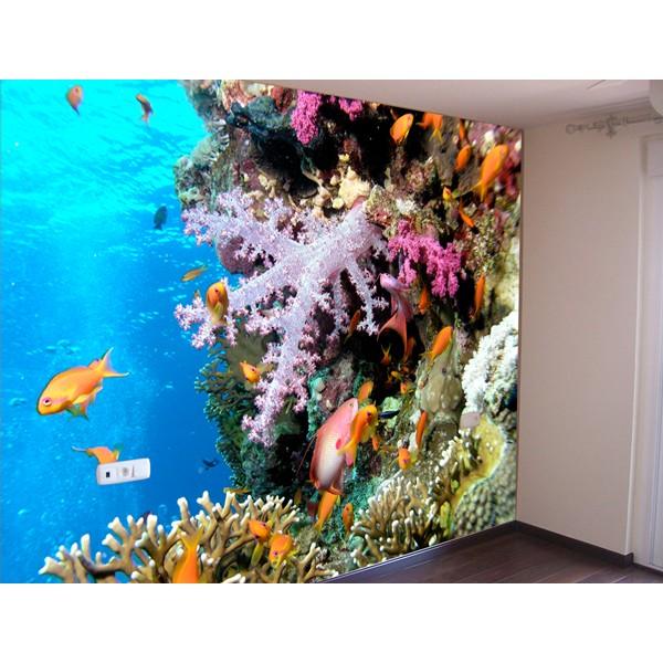 Fotomural Bajo el mar