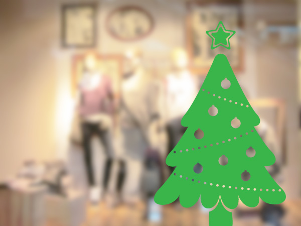Árbol navidad decorado