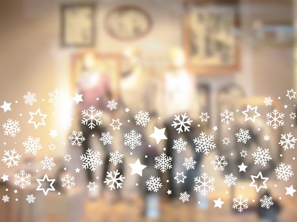 Banda copos de nieve