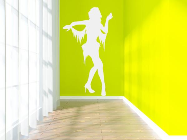 Bailarina caribeña