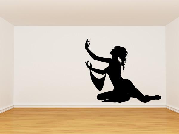 Bailarina danza del vientre