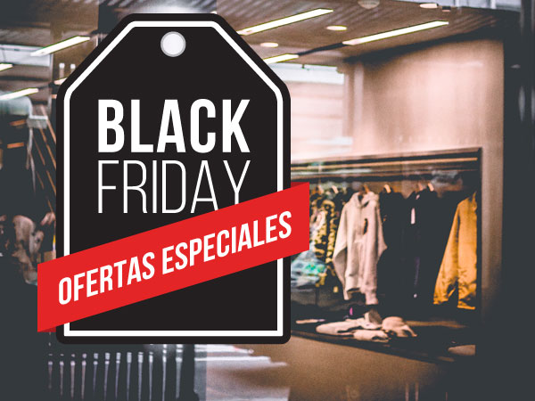 Etiqueta black friday