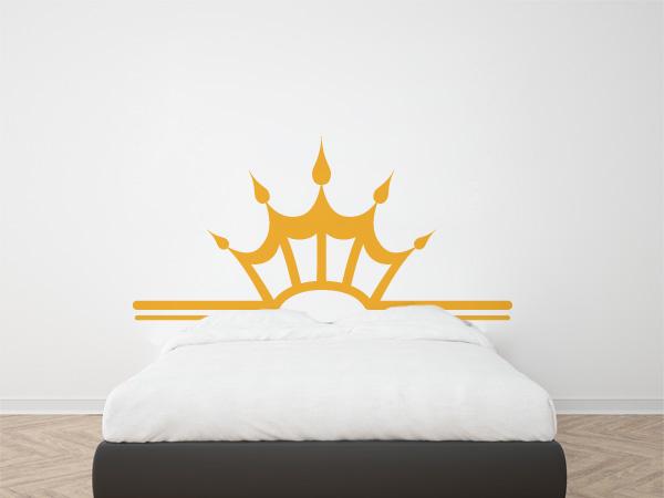 Cabecero corona