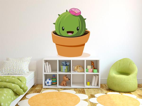 Cactus animado