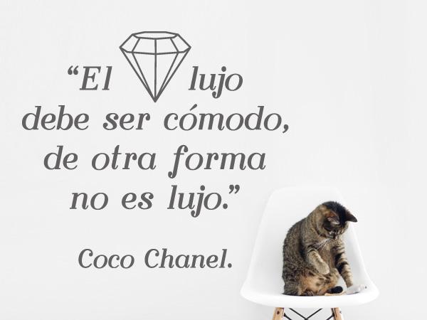Coco Chanel Lujo