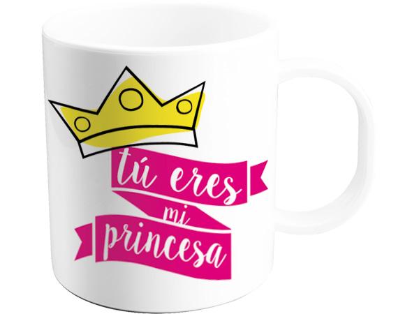 Taza tú eres mi princesa