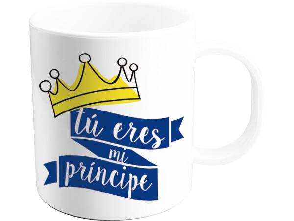 Taza tú eres mi príncipe