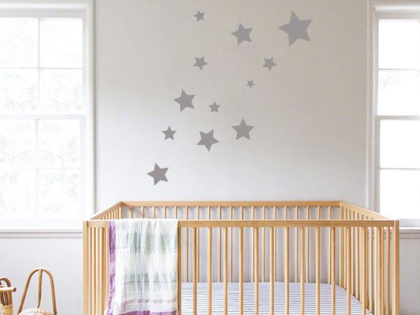 Estrella silueta