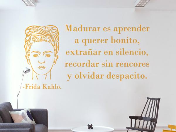 Frida Kahlo dibujo