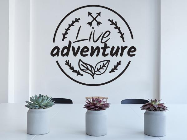 Live adventure
