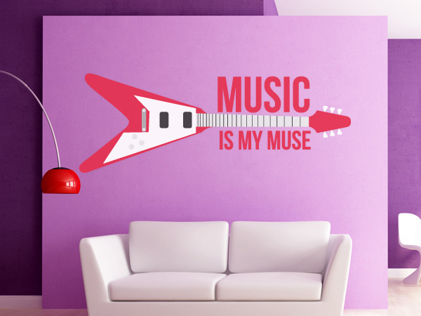 Music is my muse