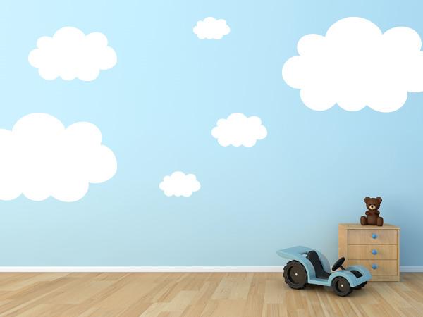 Nube silueta